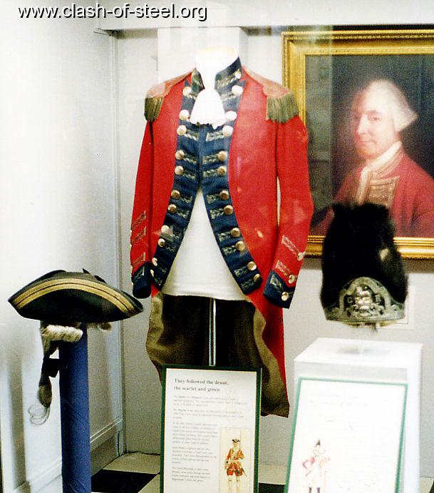 Royal Gate Dodge >> Clash of Steel, Image gallery - Militia uniform from the ...