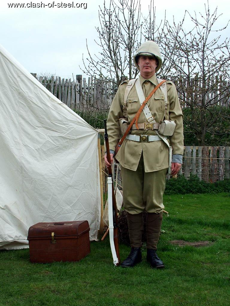 Clash of Steel, Image gallery - British soldier of the