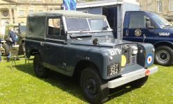 RAF Series 2 Land Rover
