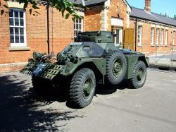 Daimler Ferret Mk 1/2 armoured scout car