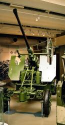 Bofors 40mm light Anti-Aircraft Gun