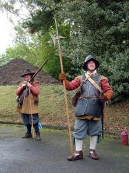English Civil War Foote