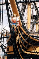 HMS Victory, the prow